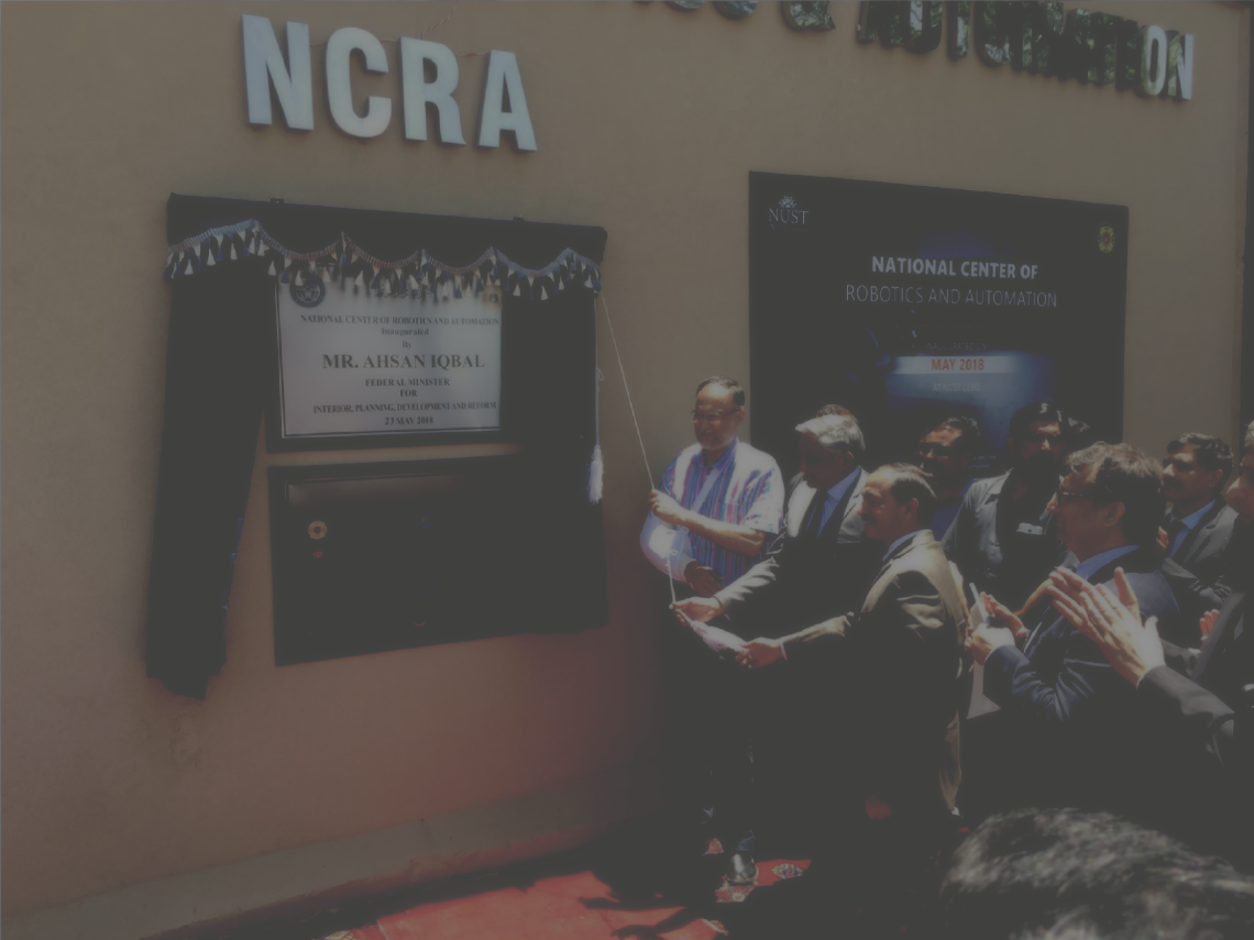 NCRA | National Centre of Robotics and Automation